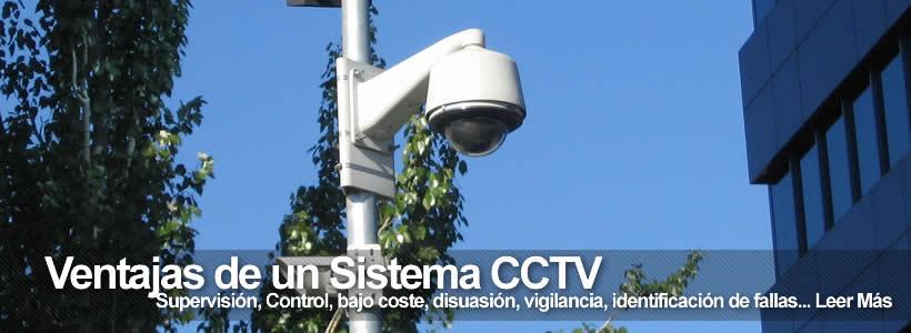 Ventajas de un Sistema de Seguridad CCTV